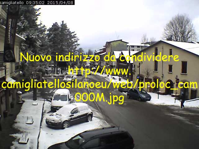 webcam CAMIGLIATELLO SILANO