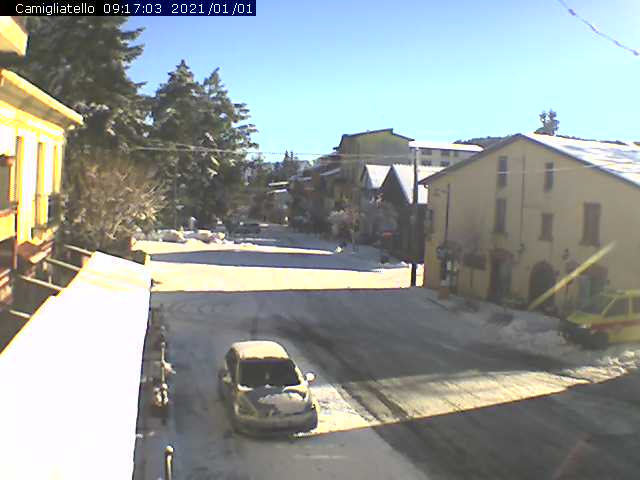 Webcam <br><span>Webcam Camigliatello Silano</span>